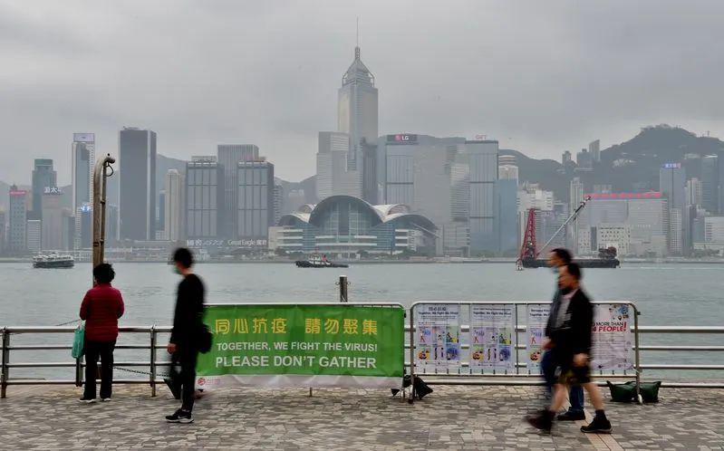 香港gdp_首季GDP-8.9%,香港经济路在何方?
