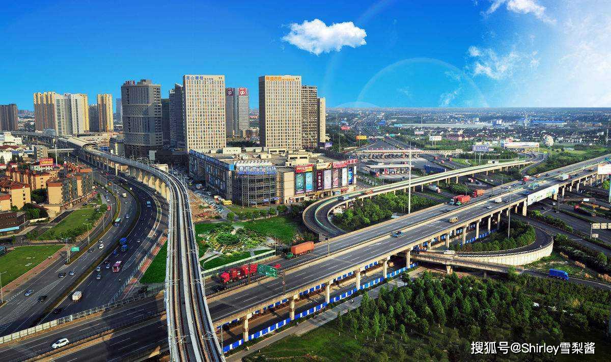 百强县gdp_江苏可能被上海合并的城市:GDP破4000亿元,15年蝉联百强县之首