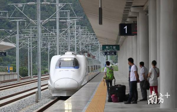 汕尾gdp_广东汕尾市一季度GDP正增长,背后发生了什么?